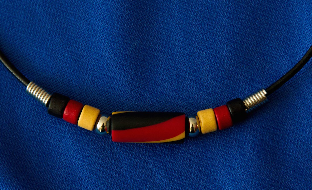 Country Pride Choker - Germany