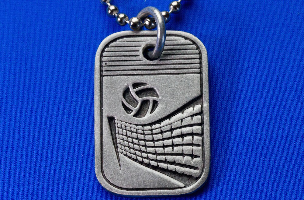 Volley Net Pendent