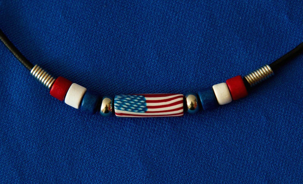 Country Pride Choker - USA