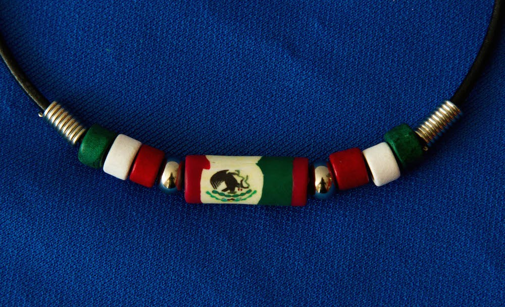 Country Pride Choker - Mexico