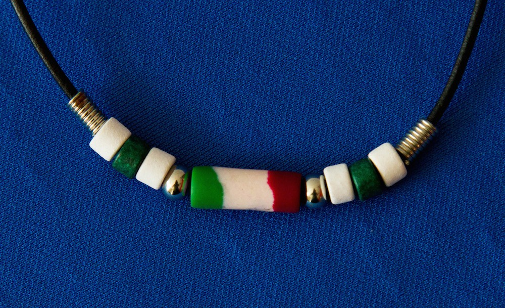 Country Pride Choker - Italy