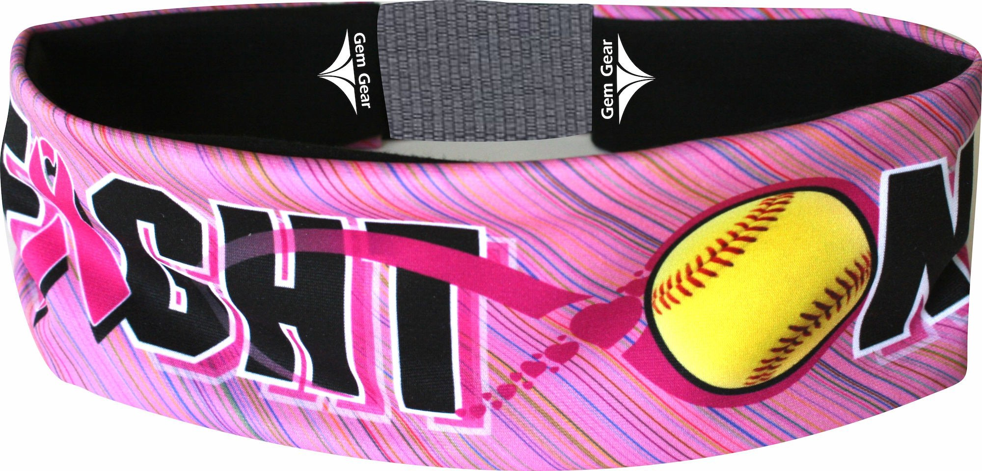 Fight On! Softball Head Band