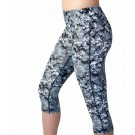 Legginz Digital Black Camo