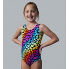 Rainbow Hearts Tank Leotard