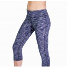Legginz Heather Navy