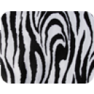 Tank Black & White Zebra
