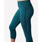 Legginz Heather Teal
